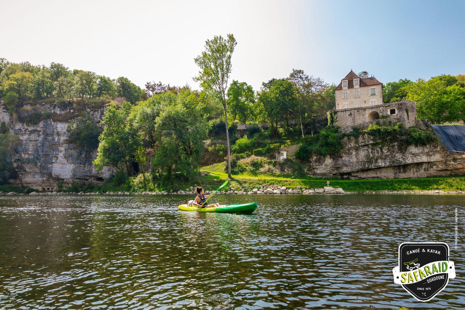 Kayak monoplace Tanga pro