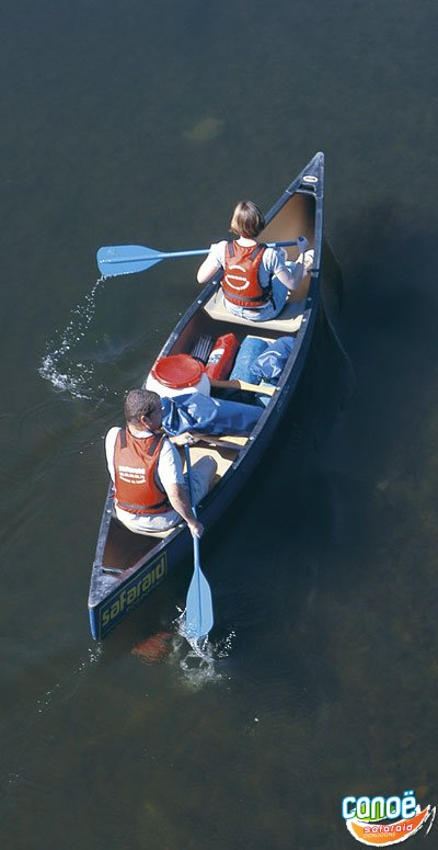 Our canadian canoes 2 - 4 seats Old Town